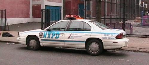 police ny white and blue rmps police ny