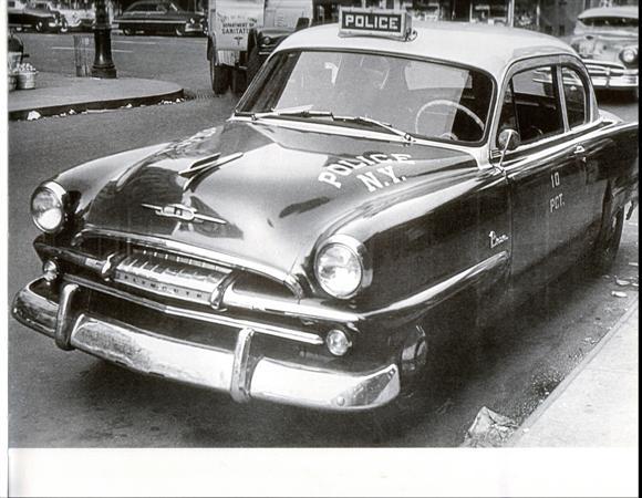 Police Ny Rmps The 1950 S