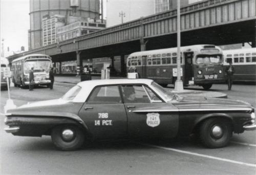 Police Ny Rmps The 1960 S